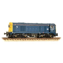 ** Graham Farish 371-037 Class 20 20205 BR Blue