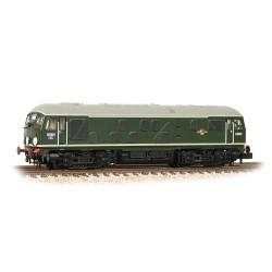 ** Graham Farish 371-976A Class 24 D5031 BR Green
