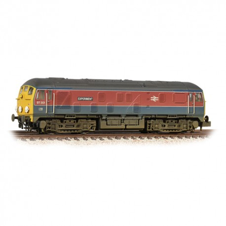 ** Graham Farish 372-980 Class 24 97201 'Experiment' RTC Livery - Weathered