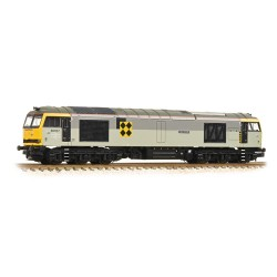 ** Graham Farish 371-357 Class 60 60057 'Adam Smith' BR Coal Sector