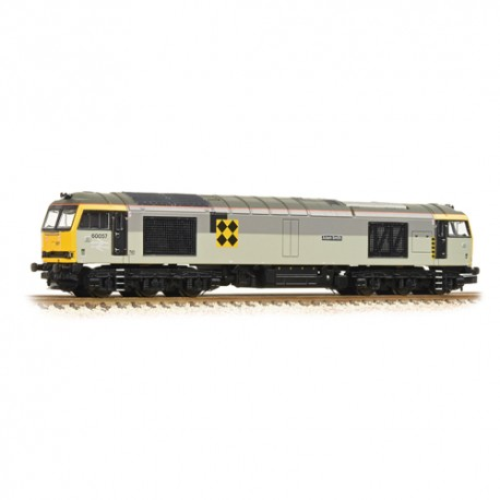 ** Graham Farish 371-357 Class 60 60057 'Adam Smith' BR Coal Sector
