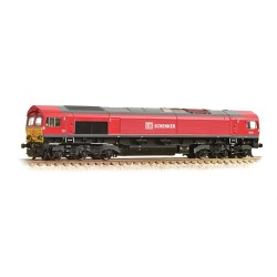 ** Graham Farish 371-383A Class 66 66101 DB Schenker