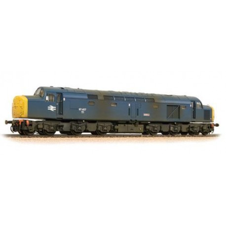 ** Bachmann 32-482 Class 40 97407 BR Blue Departmental Indicator Discs Weathered