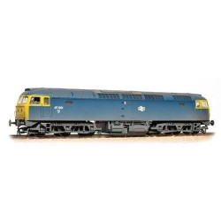 ** Bachmann 31-659 Class 47 47001 BR Blue - Weathered