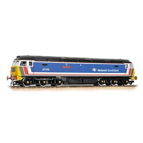 ** Bachmann 31-654 Class 47/4 47576 'Kings Lynn' Network SouthEast