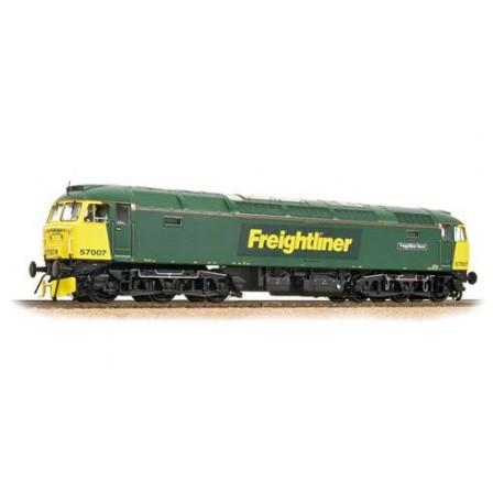 ** Bachmann 32-753DS Class 57/0 57007 'Freightliner Bond' Freightliner - DCC Sound