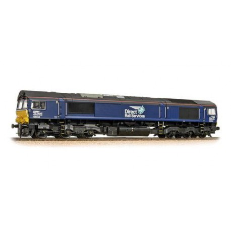 ** Bachmann 32-982 Class 66 66434 DRS Plain Blue Compass