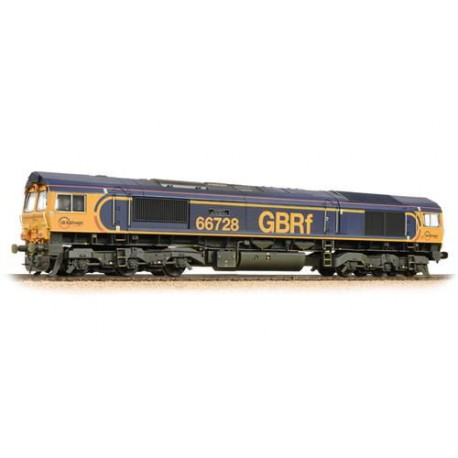 ** Bachmann 32-980A Class 66 66728 'Institution of Railway Operators' GBRF - Weathered