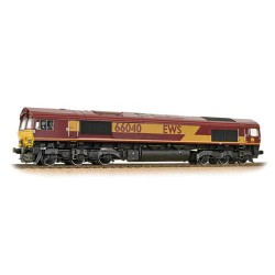 ** Bachmann 32-733DS Class 66 66040 EWS - DCC Sound
