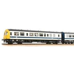 ** Bachmann 32-289 Class 101 2 Car DMU BR Refurbished White & Blue