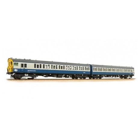 ** Bachmann 31-380 2EPB 2 Car EMU 6262 BR Blue & Grey Network SouthEast