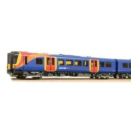 ** Bachmann 31-040 Class 450 4 Car EMU 450073 South West Trains