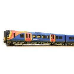 ** Bachmann 31-041 Class 450 4 Car EMU 450127 South West Trains Weathered