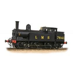 ** Bachmann 35-051 LNWR Webb Coal Tank 7841 LMS Black