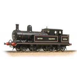 ** Bachmann 31-170 L&YR 2-4-2 Tank 50764 British Railways Lined Black