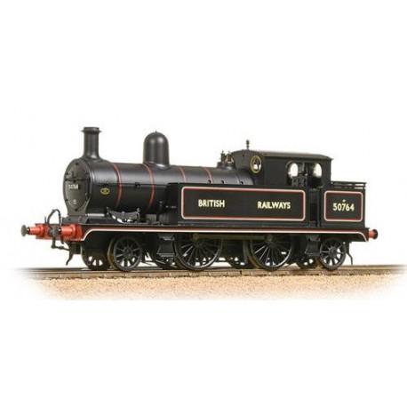 ** Bachmann 31-170 L&YR 2-4-2 Tank 50764 British Railways Lined Black
