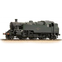 ** Bachmann 31-980 BR Standard Class 3MT Tank 82020 BR Green L/Crest Weathered
