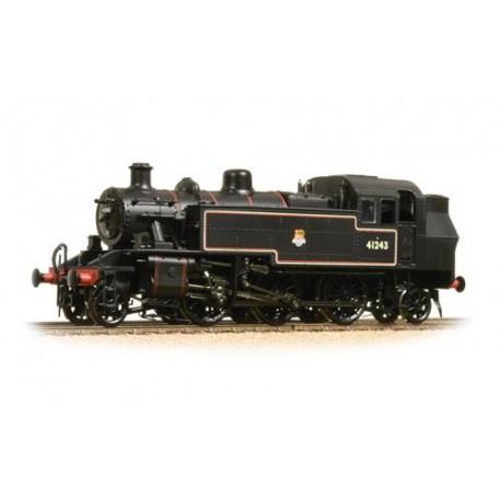 ** Bachmann 31-440 Ivatt Class 2MT 2-6-2 Tank 41243 BR Lined Black E/Emblem