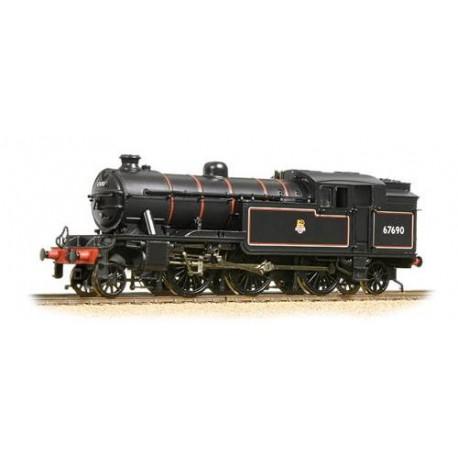 ** Bachmann 31-615 V3 Tank 67690 BR Lined Black Early Emblem