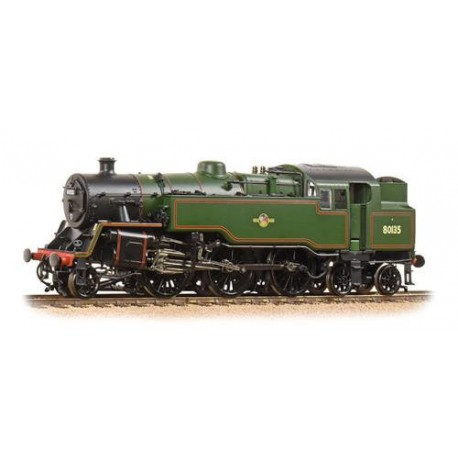 ** Bachmann 32-353 BR Standard Class 4MT 80135 BR Green (Preserved)