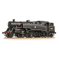 ** Bachmann 32-359A BR Standard Class 4MT Tank 80092 BR Black Early Emblem