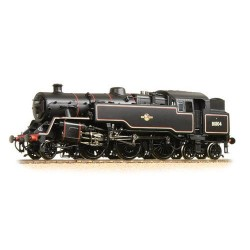 ** Bachmann 32-360A BR Standard Class 4MT Tank 80104 BR Lined Black Late Crest