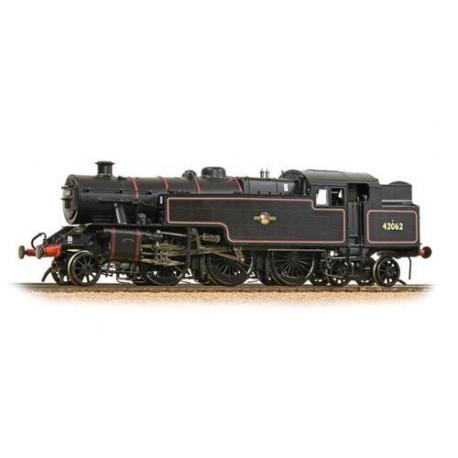 ** Bachmann 32-882 Fairburn 2-6-4 Tank 42062 BR Lined Black Late Crest