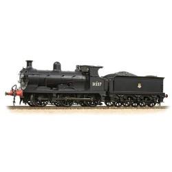 ** Bachmann 31-462A C Class 0-6-0 31227 BR Black Early Emblem