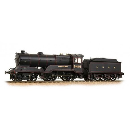 ** Bachmann 31-137A Class D11/2 4-4-0 6401 'James Fitzjames' LNER Black