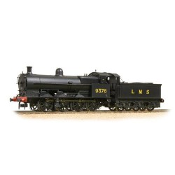 ** Bachmann 31-480 G2A 9376 LMS Black with Tender Back Cab