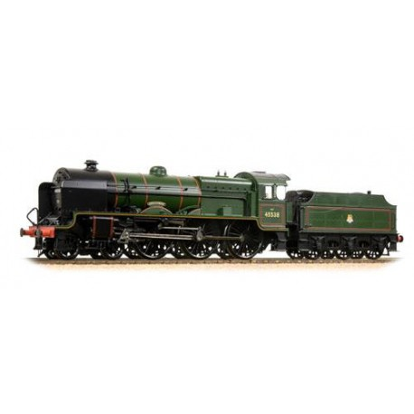 ** Bachmann 31-214 LMS Patriot Class 45538 'Giggleswick' BR Lined Green E/Emblem