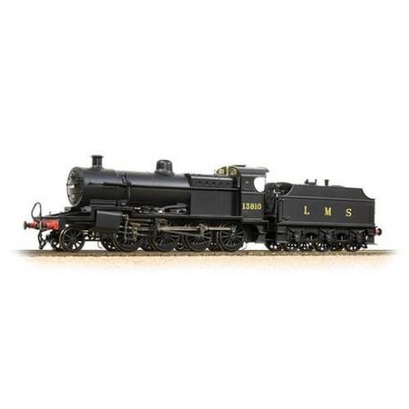 ** Bachmann 31-015 Class 7F 2-8-0 13810 LMS Plain Black