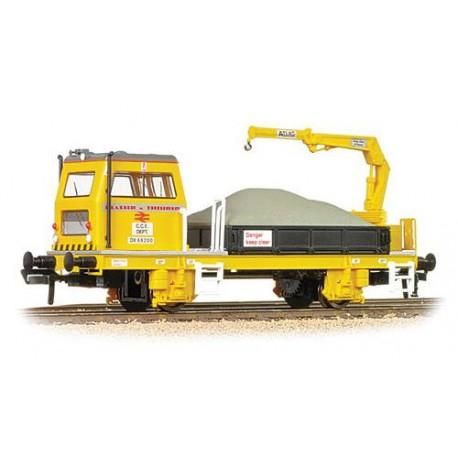 ** Bachmann 36-151 Plasser OWB10 with Crane (Motorised)