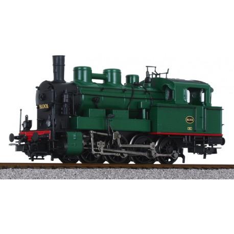 ** Liliput L131351 Tank Locomotive Bad. Xb, Lok Nr. 91 001, SNCB, Ep.II