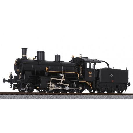 ** Liliput L131950 Tender Locomotive B3/4 SBB Ep.I