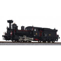 ** Liliput L131968 Tender Locomotive Class 680 GKB (Preserved) Ep.III