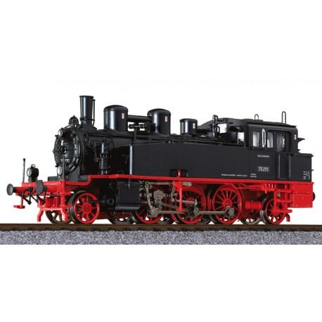 ** Liliput L131187 Tank Locomotive BR 75.1-3 72 290 DB Ep.III AC
