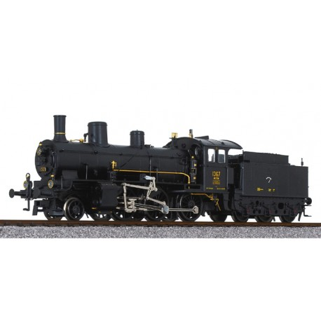 ** Liliput L131956 Tender Locomotive B3/4 1367, SBB Museum AC Digital