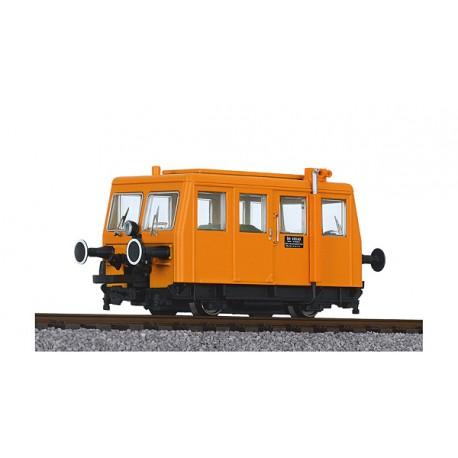 ** Liliput L133002 Track Inspection Trolley Yellow / Orange