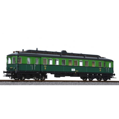 ** Liliput L133016 Diesel Railcar 600.03 SNCB Ep.II