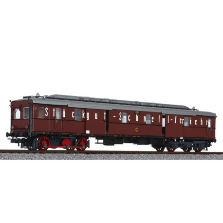** Liliput L133035 Diesel Express Parcels Railcar VT 10001 DRG Ep.II AC Digital
