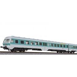 ** Liliput L133152 3 Car DMU BR 614 DB Turquoise / Gray