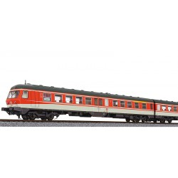 ** Liliput L133156 m3 Car DMU BR 614 DB Orange & Grey Ep.IV AC Digital
