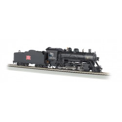 ** Bachmann 51317 Baldwin 2-8-0 Consolidation Rock Island 2123 (DCC On Board)