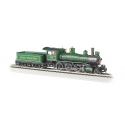 ** Bachmann 51403 Baldwin Driver 4-6-0 Southern 1087 (DCC Sound Value)