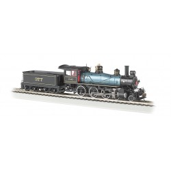 ** Bachmann 51404 Baldwin Driver 4-6-0 C&O® 377 (DCC Sound Value)