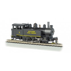 ** Bachmann 52101 Porter 0-6-0T Side Tank Bethlehem Steel 2 (DCC On Board)