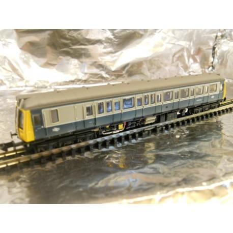 ** Dapol 2D-009-002 Class 121 Diesel Railcar BR Blue-Grey N Scale