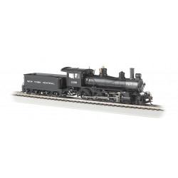 ** Bachmann 52201 Baldwin Driver 4-6-0 New York Central® 1238