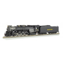 ** Bachmann 52404 2-8-4 Berkshire Nickel Plate Road 759 (DCC Sound Value)